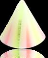 MUMSC-1.2-3X3-GR/WH/PI