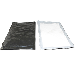 DRI-LOC PADS BLACK COLOR 4X7 INCH