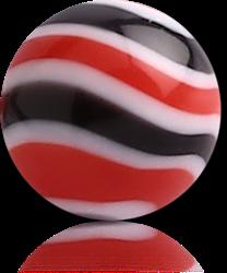 UV POLYMER MICRO WAVE CANDY BALL