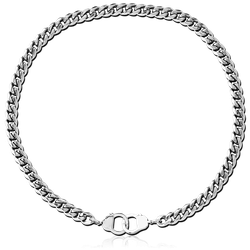 STAINLESS STEEL GRADE 304 HANDCUFFS CABLE CHAIN