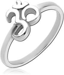 SURGICAL STEEL GRADE 316L RING - 30