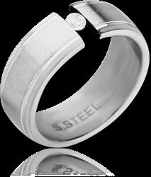STAINLESS STEEL GRADE 304 RING