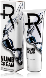 RECOVERY TATTOO NUMBING ANESTHETIC CREAM 2.2oz